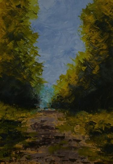chemin des bois denses