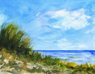 le nuage et la dune