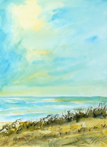 pastel plage